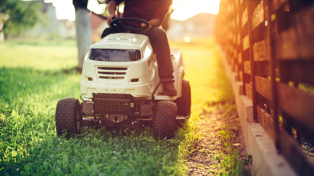 Do You Really Want to Spend Hours Mowing Your Lawn?